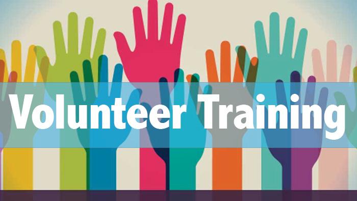 volunteer training 2