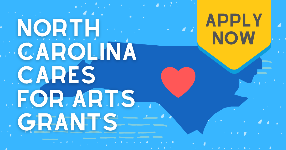 NC Cares for Arts FB TW w_out Date